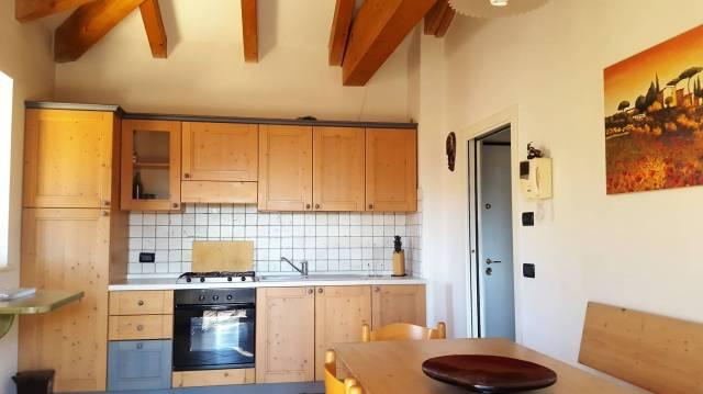 Appartamento all'ultimo piano a Madrano di Pergine