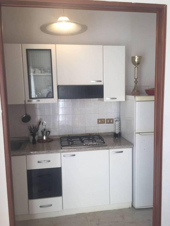 Appartamento in buone condizioni arredato in affitto Rif. 8337243