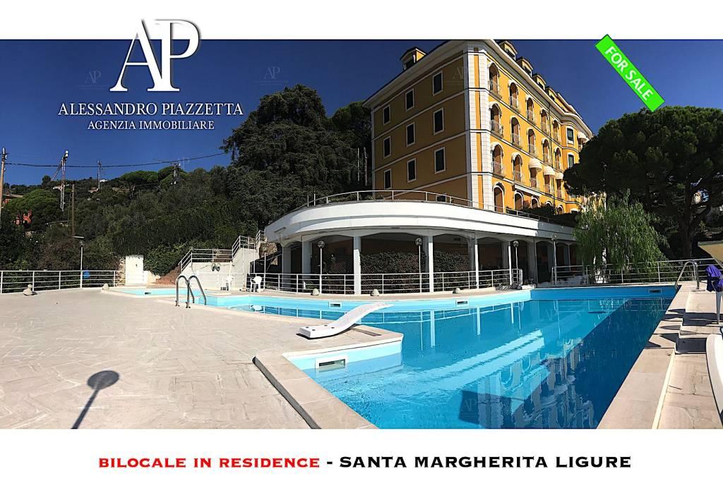 Bilocale in bellissimo residence con piscina e solarium