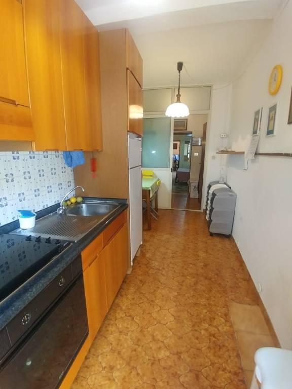 Appartamento in buone condizioni parzialmente arredato in vendita Rif. 8354294