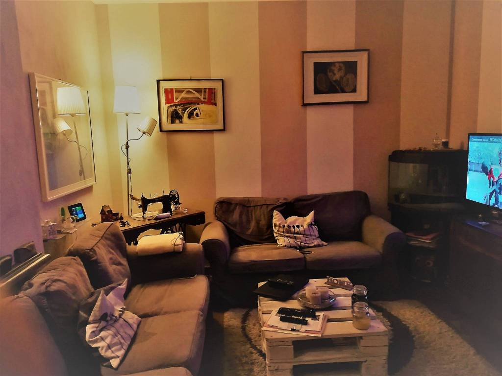 Appartamento in buone condizioni parzialmente arredato in vendita Rif. 8354256