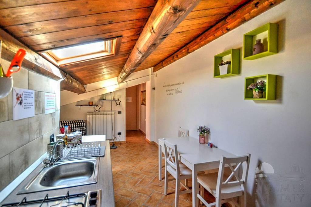 Appartamento in ottime condizioni parzialmente arredato in vendita Rif. 8370685