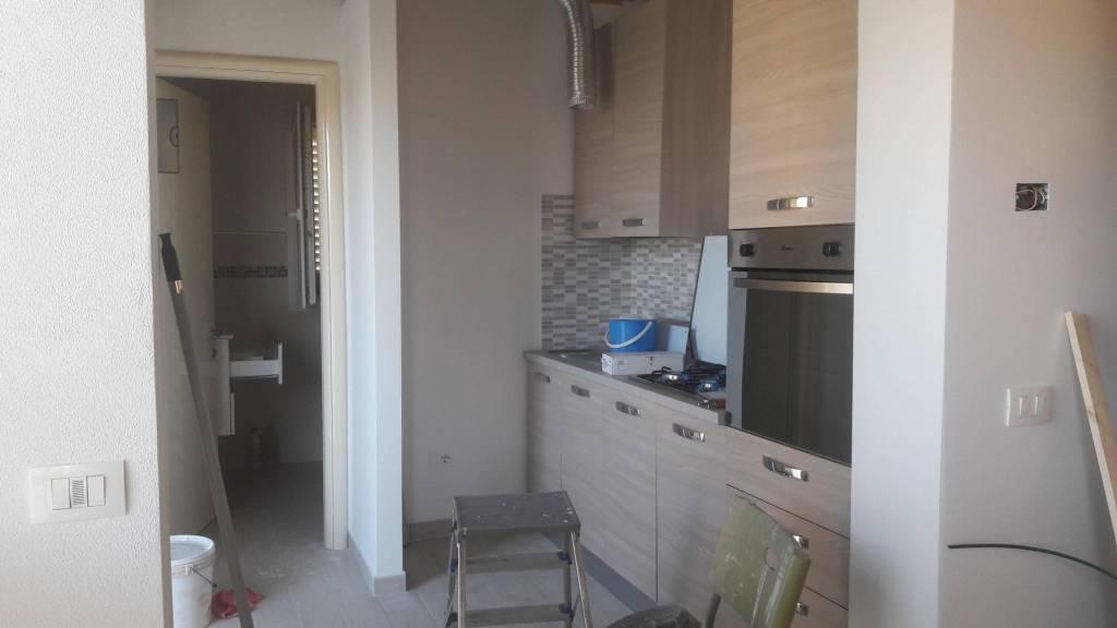 Appartamento parzialmente arredato in vendita Rif. 8326698