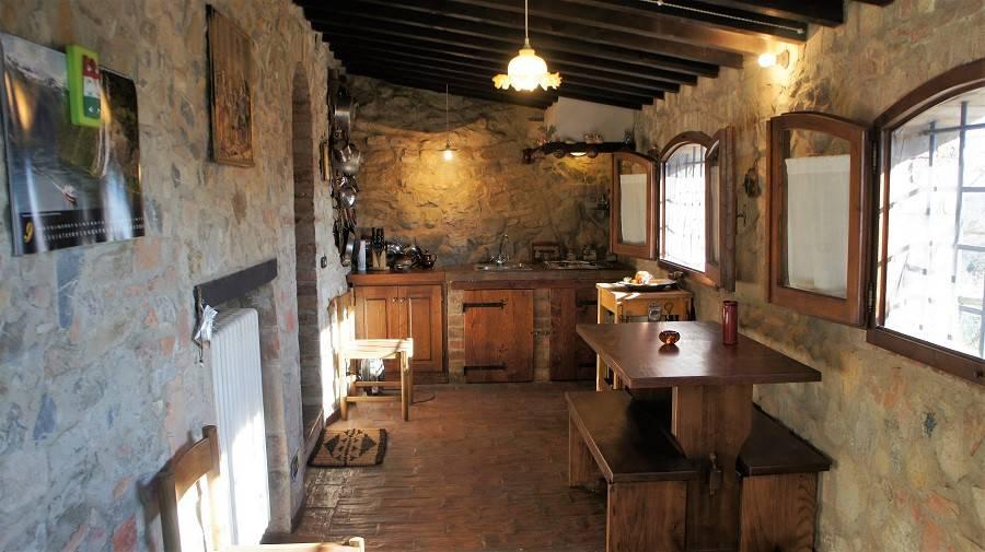 Casa indipendente -  Gambassi Terme
