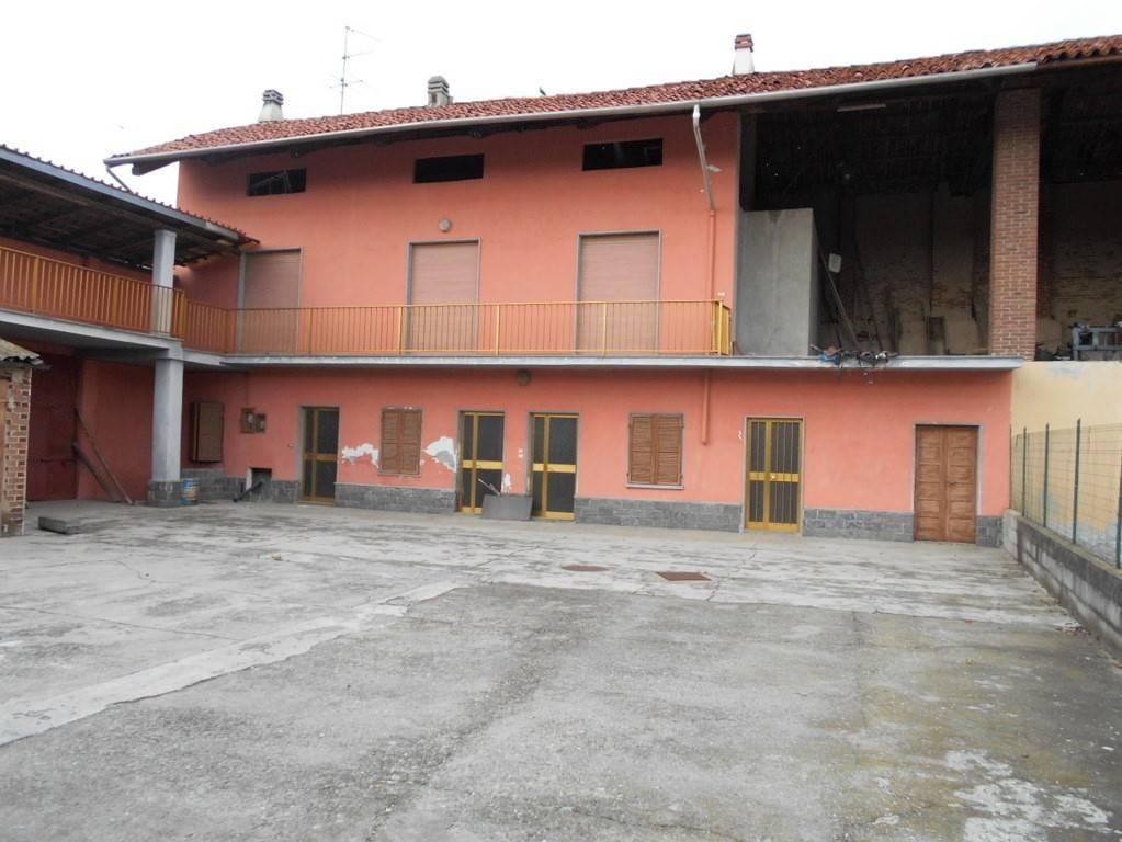 Foto 1 di Rustico / Casale via L. Drebertelli 9, Borgo D'ale