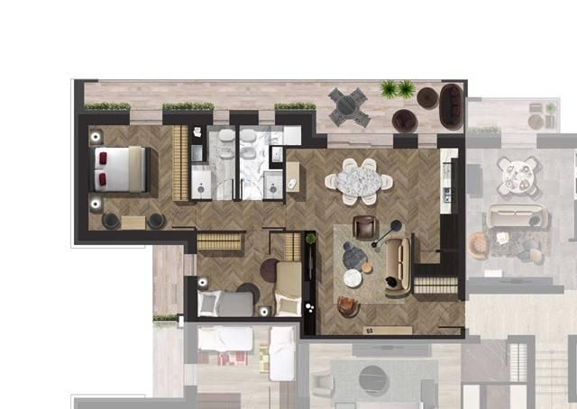 """TRILOCALE NUOVO VIALE MANZONI - """"EXCLUSIVE HOUSE"""""""