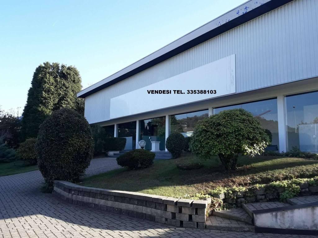Negozio / Locale in vendita a Olgiate Comasco, 10 locali, prezzo € 1.280.000   PortaleAgenzieImmobiliari.it