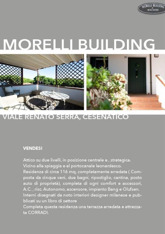 Appartamento in Vendita a Cesenatico: 5 locali, 116 mq