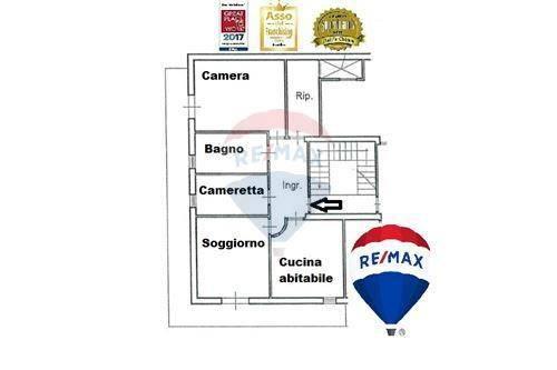 Appartamento buono stato Bagheria
