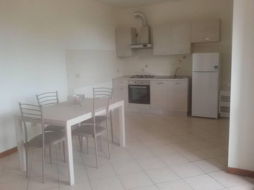 Appartamento in ottime condizioni arredato in affitto Rif. 8410970