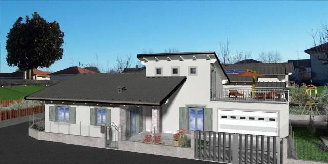 Villa-Villetta Vendita Bellinzago Novarese