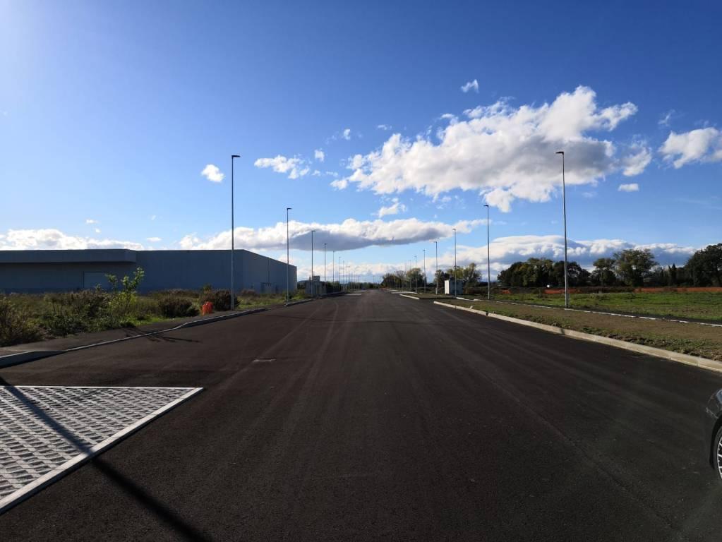 Lotti Industriali edificabili a Montecosaro Scalo (MC)