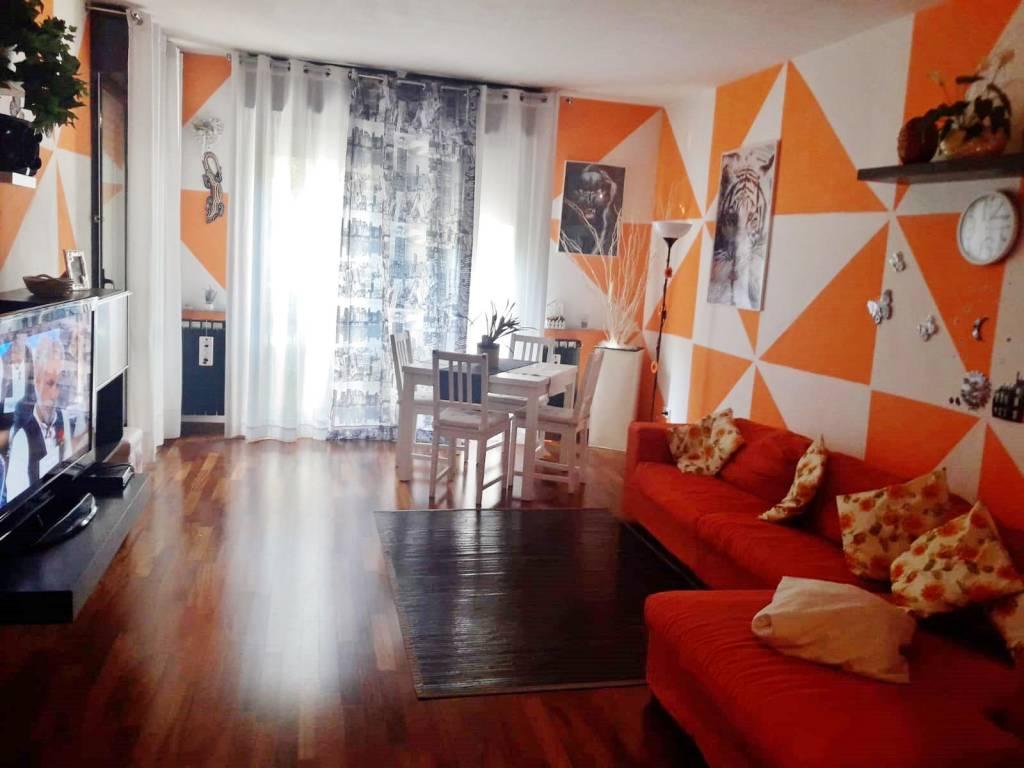 Appartamento in ottime condizioni parzialmente arredato in vendita Rif. 8357568