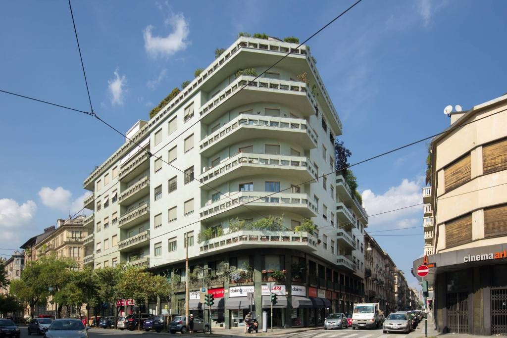 Foto 1 di Appartamento corso Germano Sommeiller 24, Torino (zona Crocetta, San Secondo)