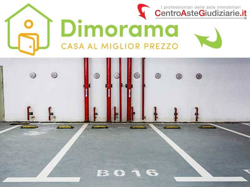 Box/Garage in vendita via del Trullo n. 454 Roma