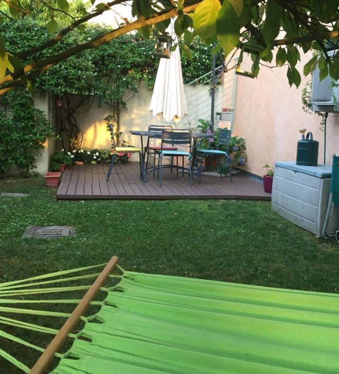 Appartamento parzialmente arredato in vendita Rif. 8459347