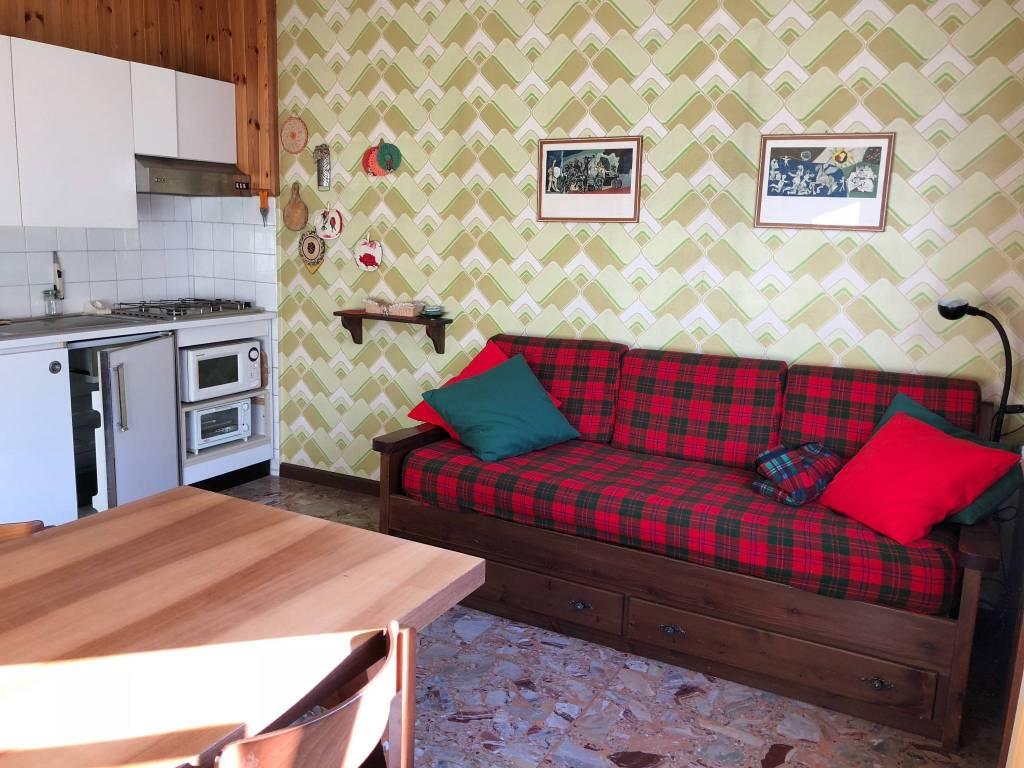 Appartamento in buone condizioni arredato in affitto Rif. 8458244