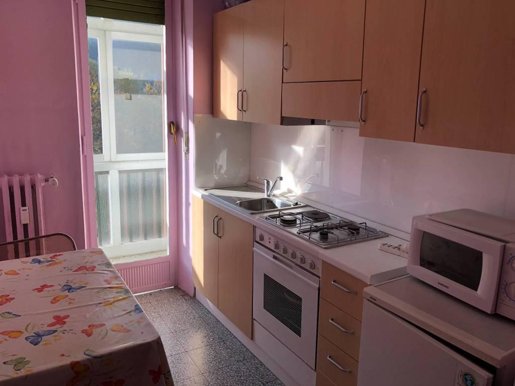 Appartamento in buone condizioni arredato in affitto Rif. 8458245