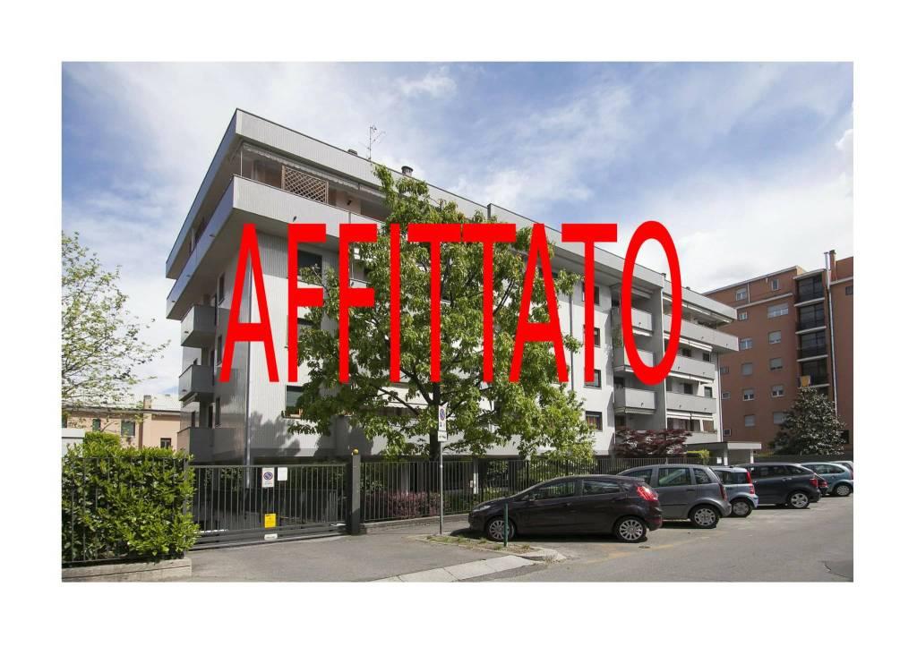 Appartamento in ottime condizioni in affitto Rif. 8035124