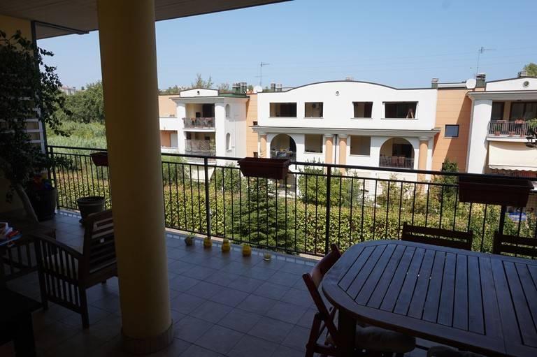 Appartamento quadrilocale Villa Raspa