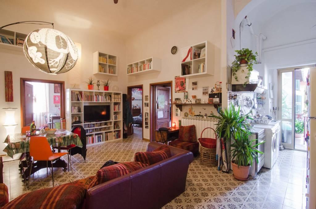 Appartamento in vendita 5 vani 97 mq.  via di Ripoli 71 Firenze