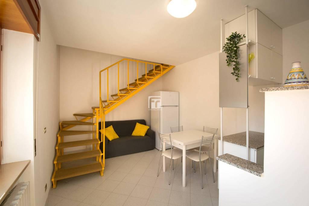 Appartamento indipendente su due livelli in C/da Macchie