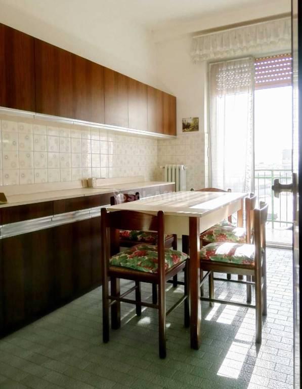 Appartamento in buone condizioni arredato in affitto Rif. 8496300