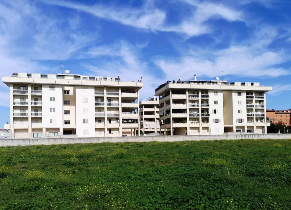 Appartamento panoramico di 4 vani con accessori