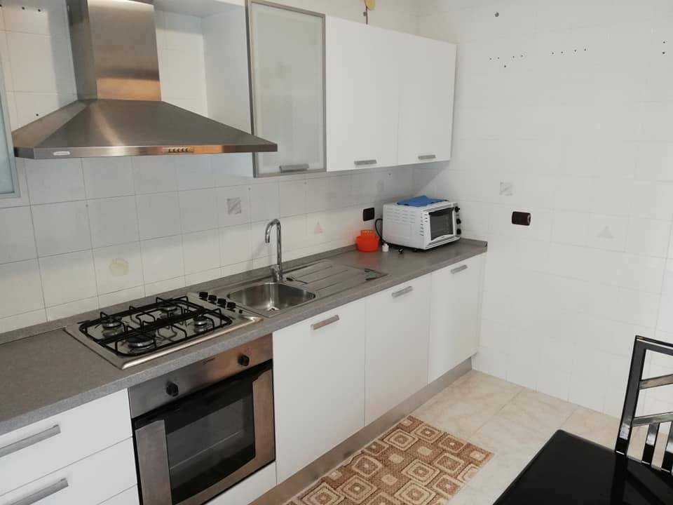Appartamento quadrilocale in affitto a Termoli (CB)
