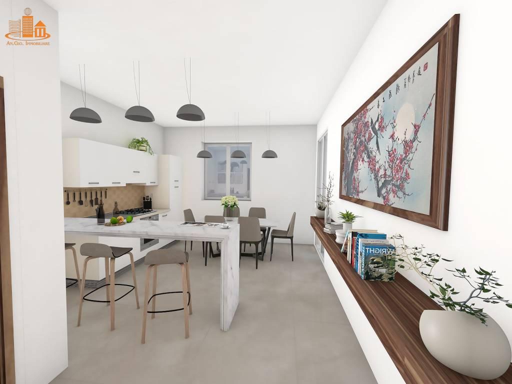 Appartamento in vendita Rif. 8491185