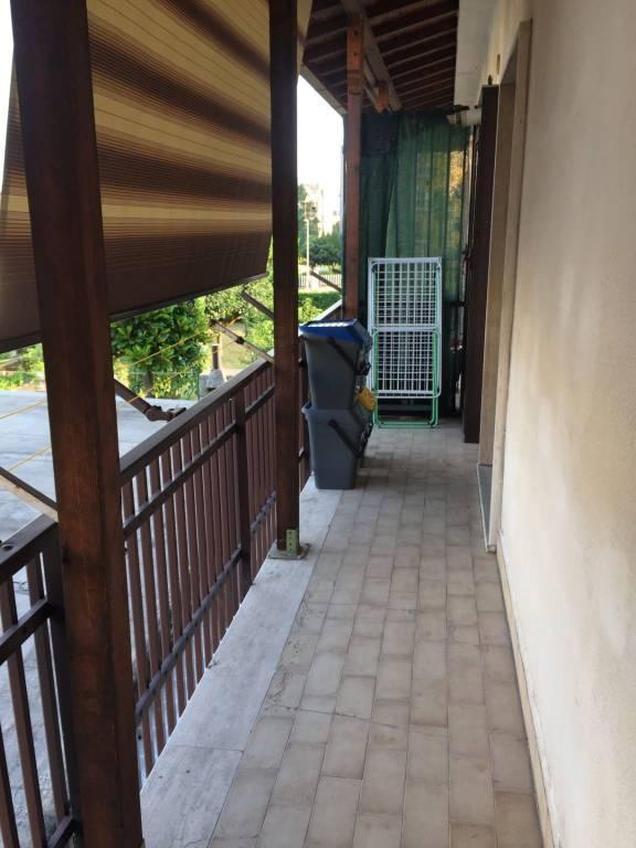Appartamento in buone condizioni arredato in affitto Rif. 8495819