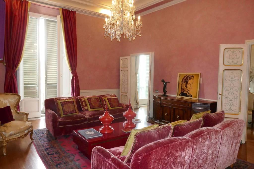 Lussuoso appartamento con affacci sull'Arno