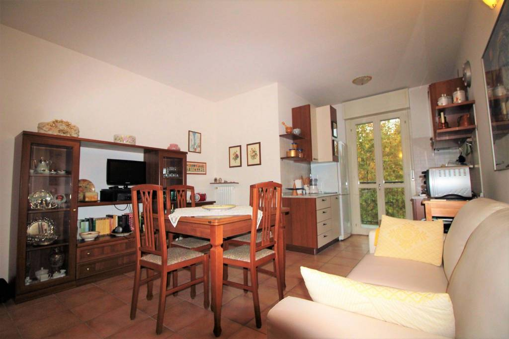 Appartamento in buone condizioni arredato in affitto Rif. 8505376