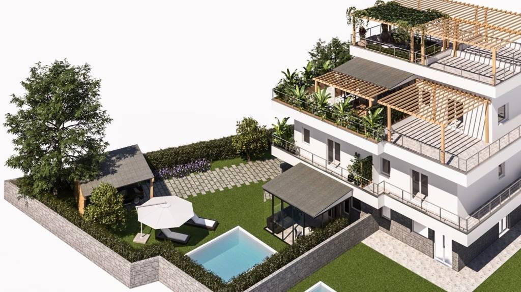 Misterbianco (CT) vendita ville di nuova costruzione