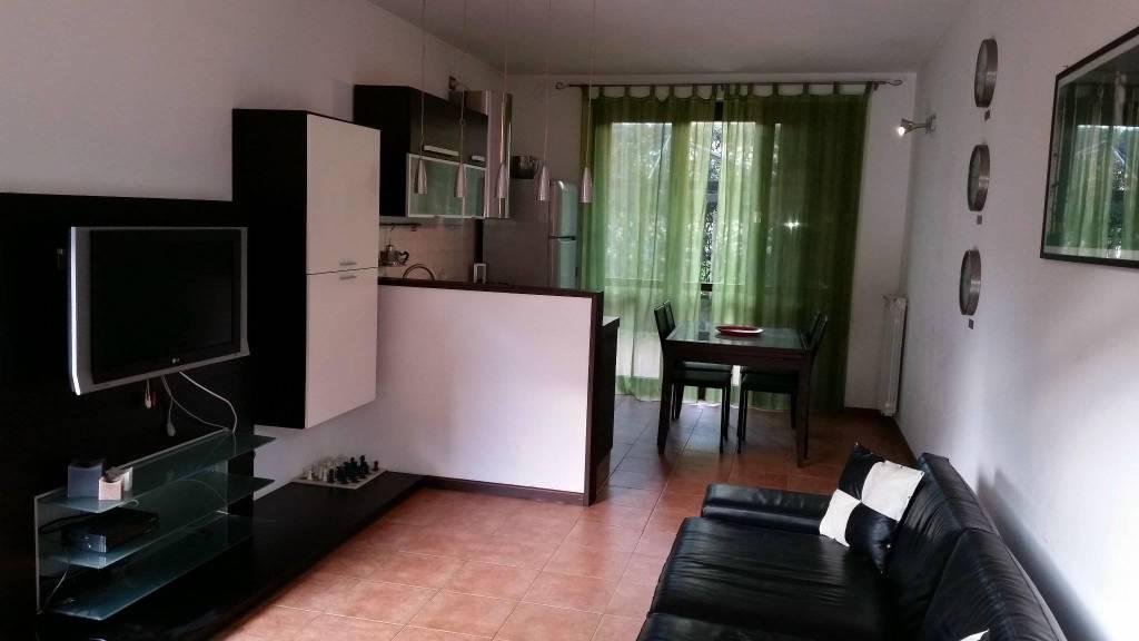Appartamento in buone condizioni arredato in affitto Rif. 8520305