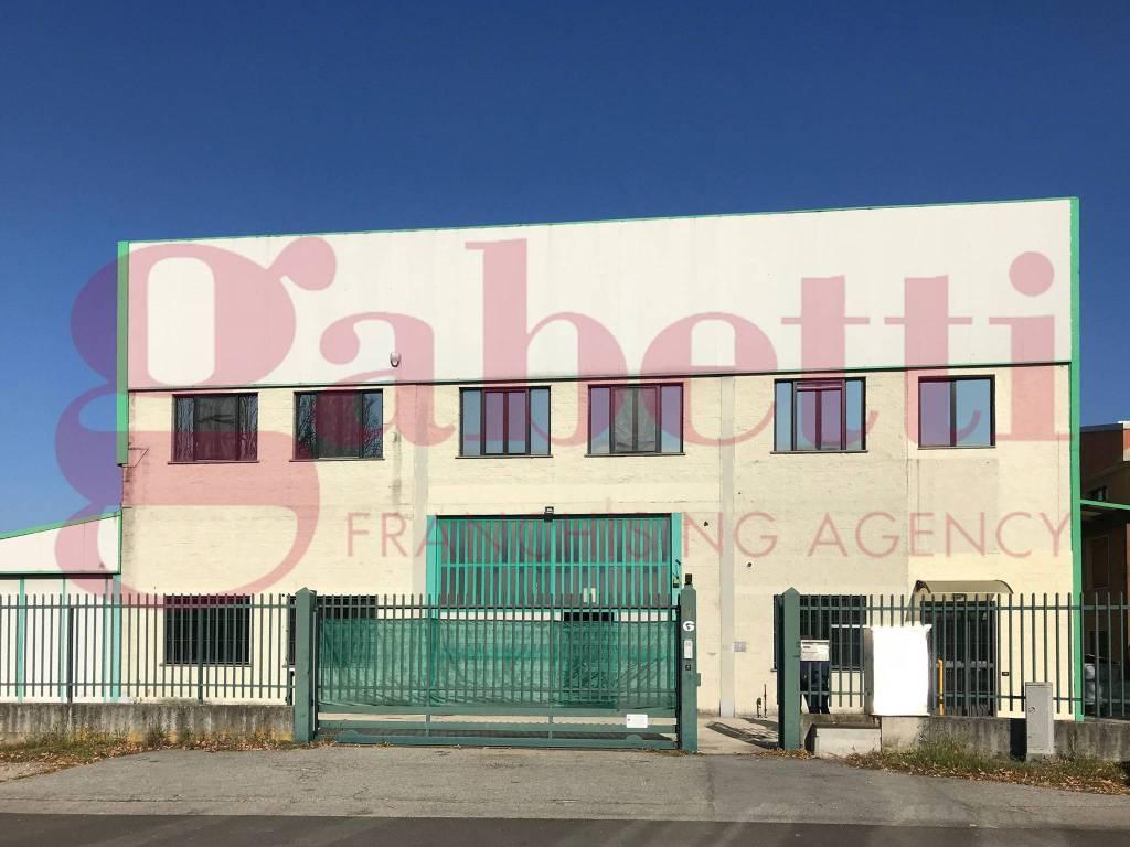 Capannone Industriale + uffici Rif. 8520468