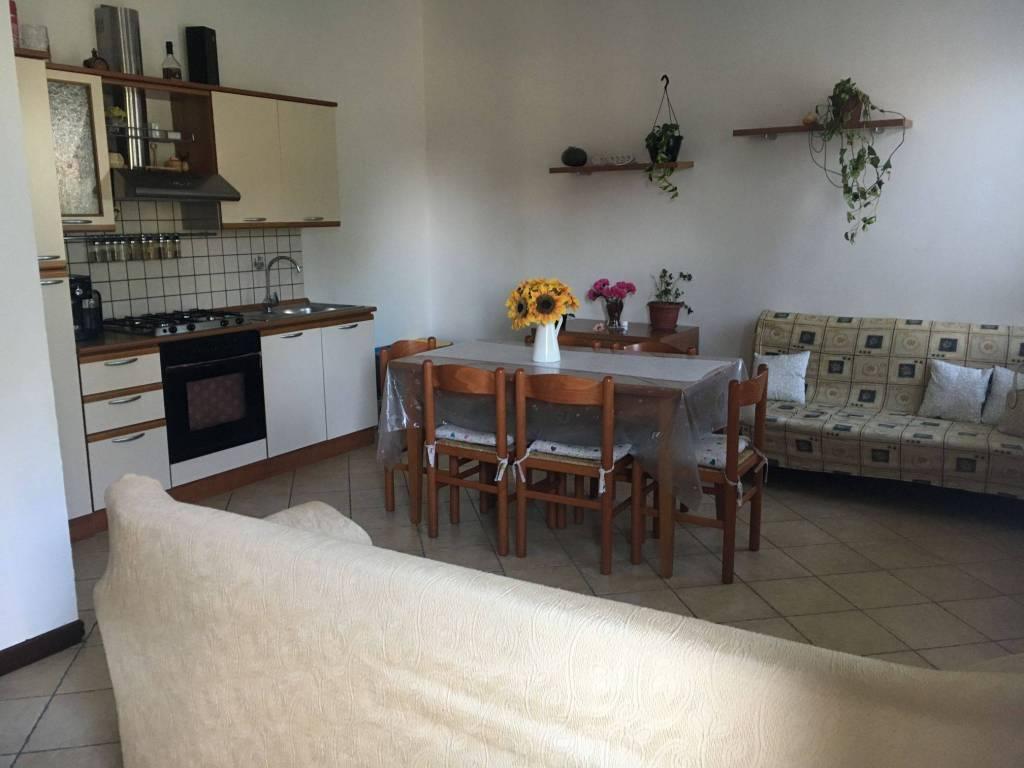 Appartamento in ottime condizioni arredato in affitto Rif. 8520345