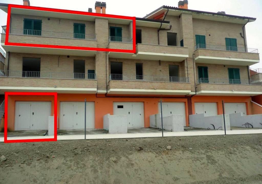 Appartamento da ristrutturare in vendita Rif. 8533100