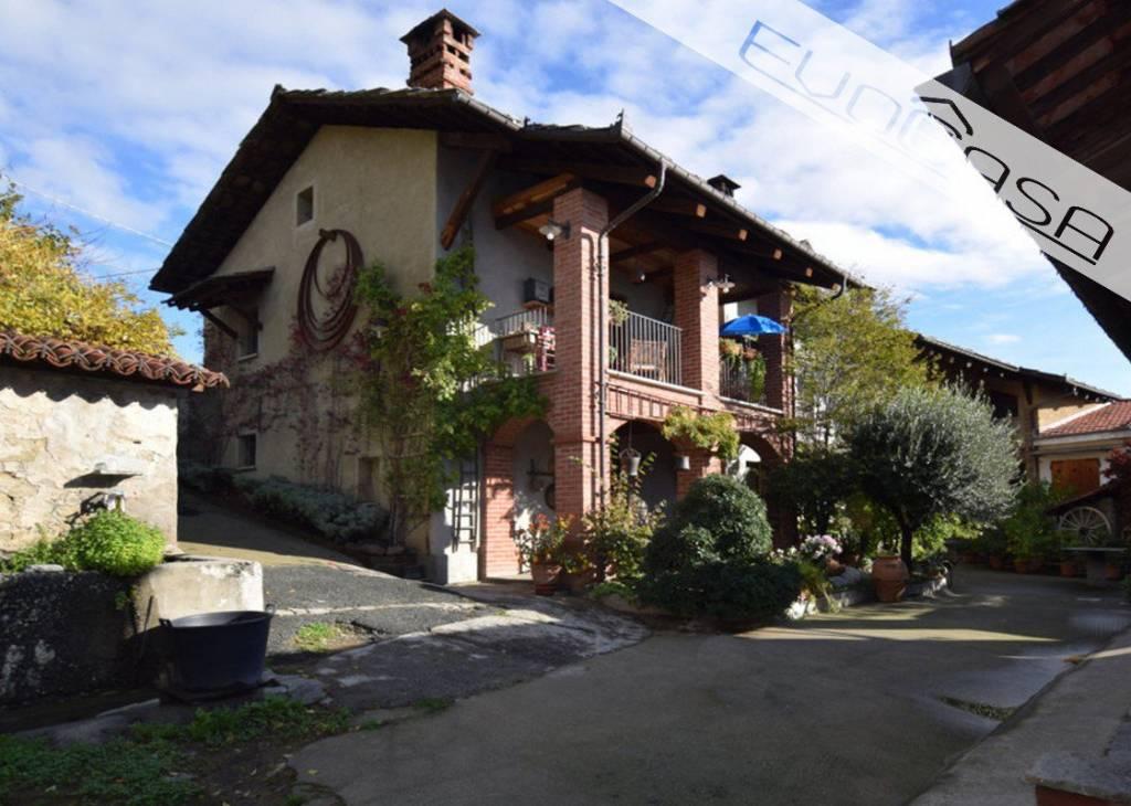 Foto 1 di Villa via Costagallina 13, San Secondo Di Pinerolo