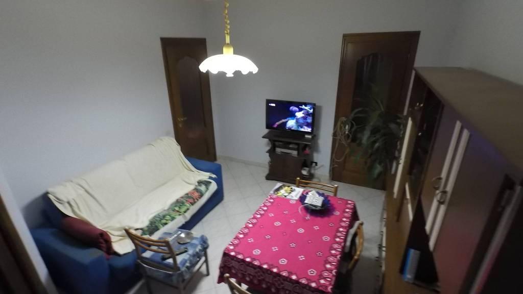 Appartamento ultimo piano.