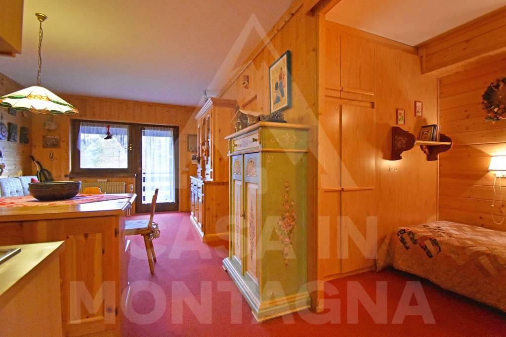 Appartamento in buone condizioni arredato in affitto Rif. 8533725