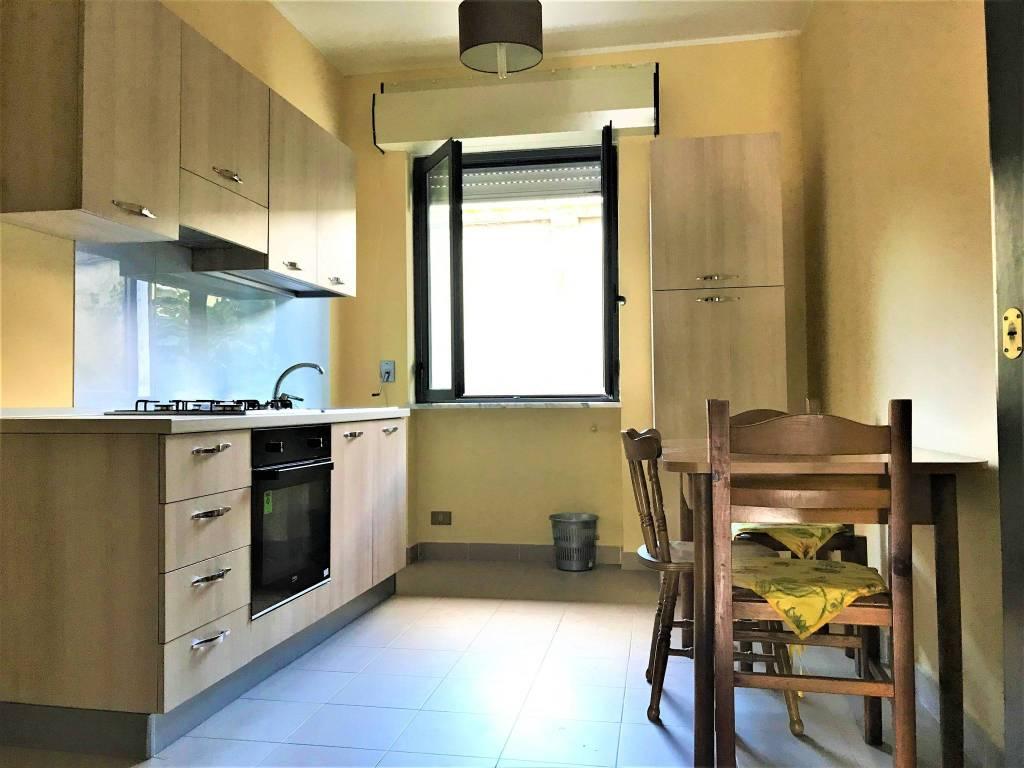 Appartamento in buone condizioni arredato in affitto Rif. 8534152