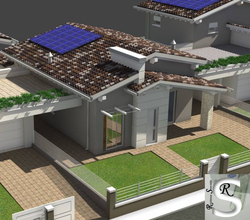 Villa in vendita Rif. 8547005