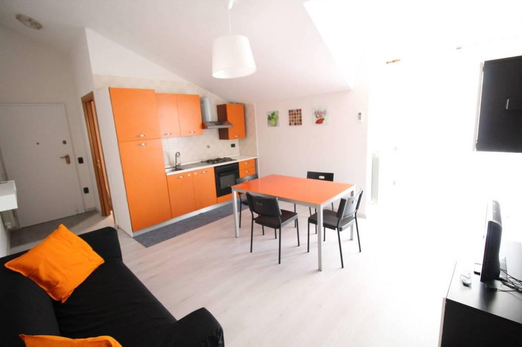 Appartamento in ottime condizioni arredato in affitto Rif. 8546787
