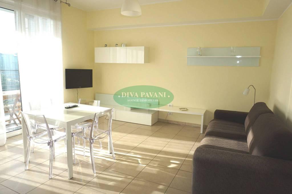 Appartamento in ottime condizioni arredato in affitto Rif. 8548418