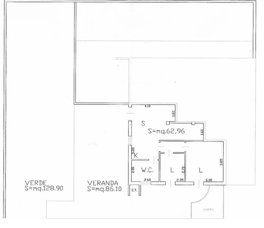 Appartamento in vendita Rif. 8547203