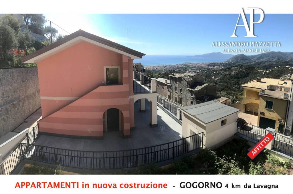 Appartamento 5 locali in affitto a Cogorno (GE)