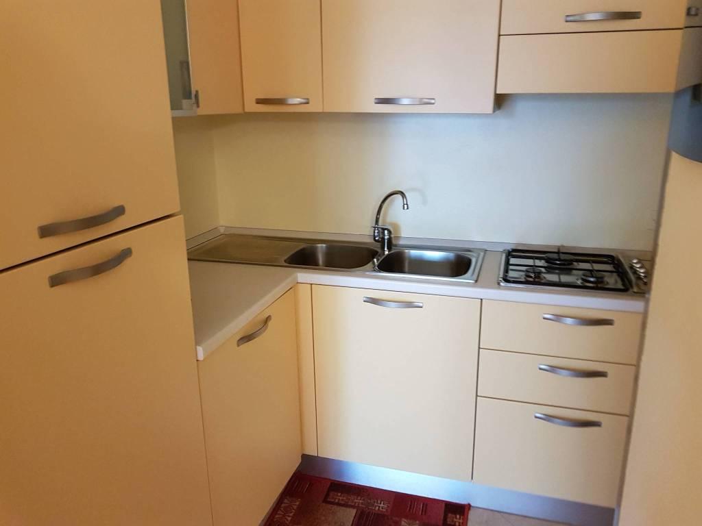Appartamento in buone condizioni arredato in affitto Rif. 8564466