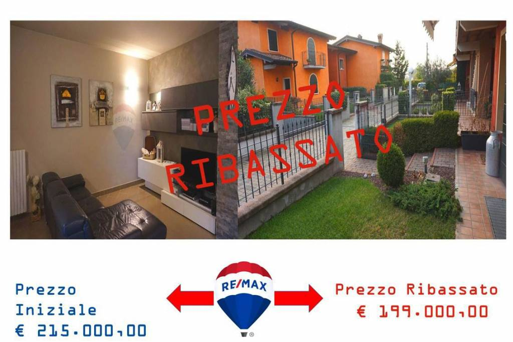 Villa a Schiera in vendita a Bagnolo Mella, 3 locali, prezzo € 199.000 | CambioCasa.it