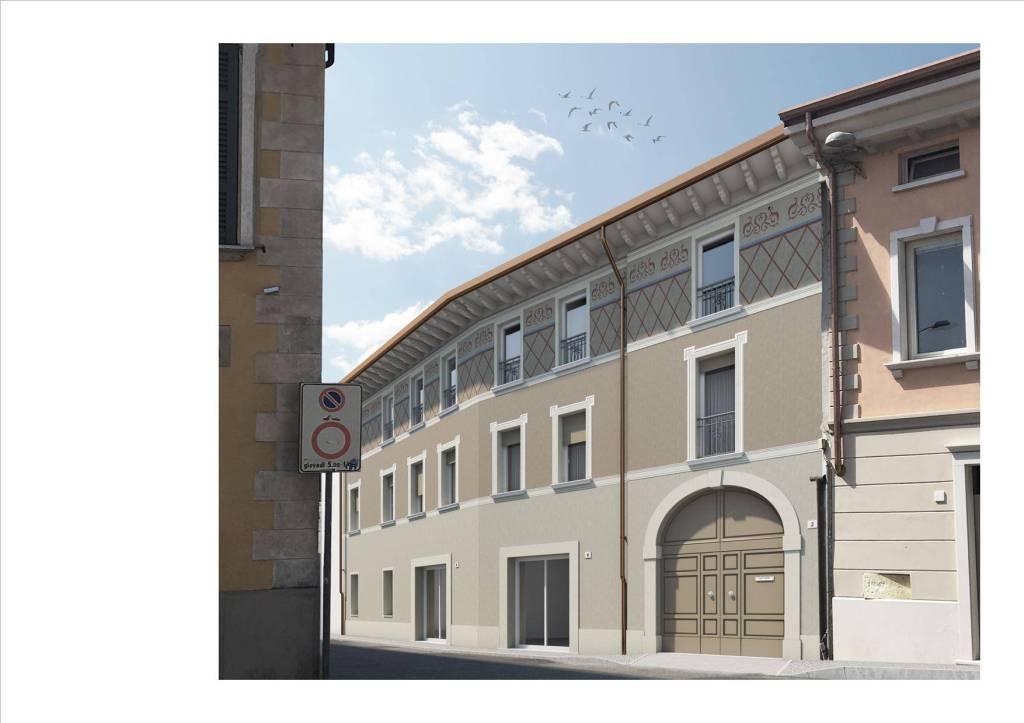 Ufficio / Studio in affitto a Ghedi, 4 locali, prezzo € 1.100 | CambioCasa.it